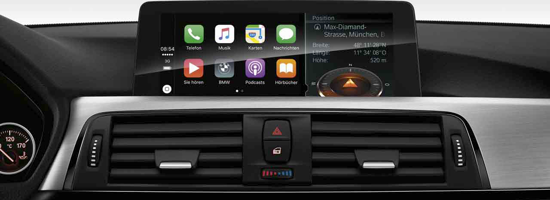 Picture of APPLE CARPLAY ACTIVATION - USB CODING