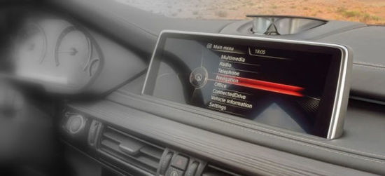 Picture of BMW & MINI NAVIGATION MAP UPDATE - MOTION MAPS