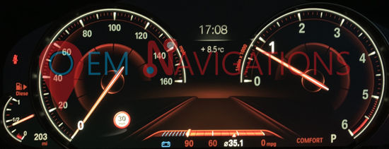 bmw speed limit info, sli, kafas4